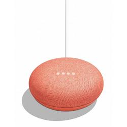 GA00217JP GA00217JP スマートスピーカー(AIスピーカー) Google Home Mini コーラル [Bluetooth対応 /Wi-Fi対応]