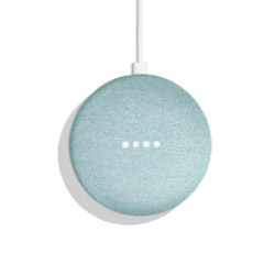 GA00275JP GA00275JP スマートスピーカー(AIスピーカー) Google Home Mini アクア [Bluetooth対応 /Wi-Fi対応]